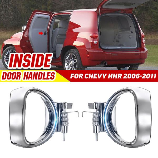 Chrome Right Inside Door Handle for Chevrolet HHR 2006-2011 Front = Rear