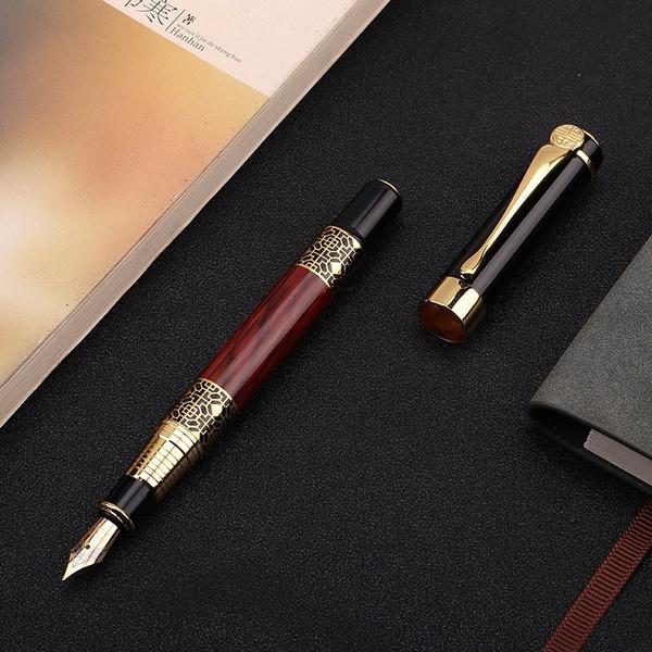 ballpoint pen, Wood, officeampschoolsupplie, businesspen