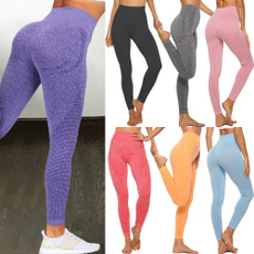 Leggings, yoga pants, hosendamen, Waist