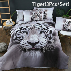 tigerbeddingset, Fashion, Cotton, quiltcover