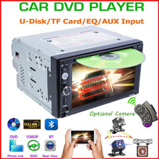 Touch Screen, DVD, Cars, Car Electronics