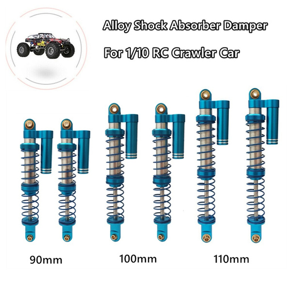 CNC Shock Absorbers Suspension Damper for 1//10 RC Crawler Trx4 Wraith SCX10 D90