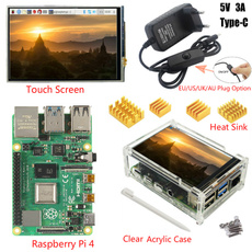 raspberrypi4b, Touch Screen, starterkit, raspberrypi4