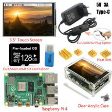 raspberrypi4b, beginnerkit, Touch Screen, starterkit