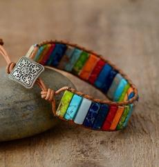 Yoga, Jewelry, leather, Bracelet