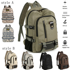 student backpacks, unisexbackpack, casualbackpack, Capacity
