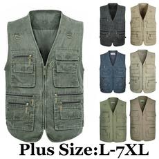 Pocket, Vest, Outdoor, Hunting