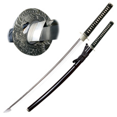 Steel, katana, sword, coldsteelemperorserieskatanasword
