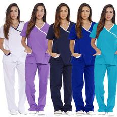 nursescrub, Fashion, mockwraptop, Necks