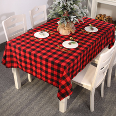 Decor, plaid, burlap, Christmas