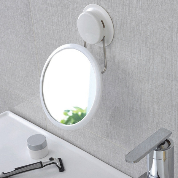 Strong Suction Cup Cosmetic Mirror