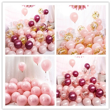 party, decorativeballoon, latex, Balloon
