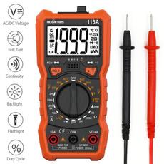 lights, amperemeter, digitalmultimeter, voltagemeter