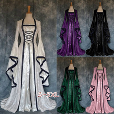 gowns, GOTHIC DRESS, Fashion, Lace