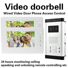 Door, Photography, doorbell, Kit