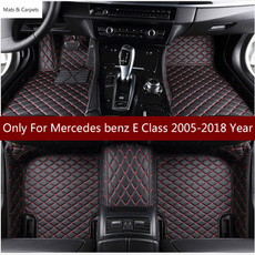 benzeclassw211, Mats, Mercedes, leather