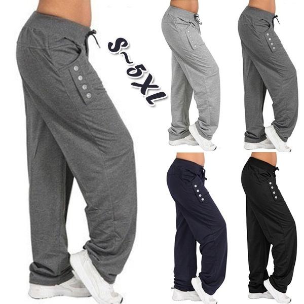 harem, Plus Size, sport pants, Casual pants