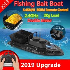 fishbaitboat, Remote Controls, Hobbies, fishingaccessorie