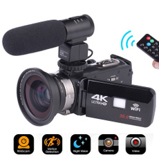 Microphone, Gifts, videocamera, Photography