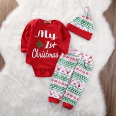 Clothes, myfirstchristmasoutfit, Christmas, babyboysclothingset