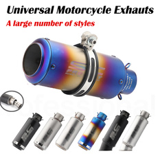exhaustpipesilencer, Bikes, Motorcycle