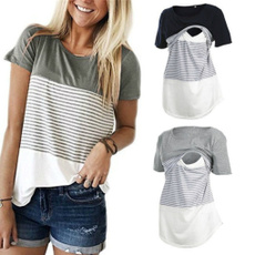 breastfeeding, blouse, Shorts, nursing