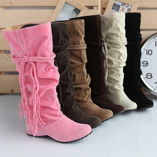 ankle boots, Fashion, Winter, long boots