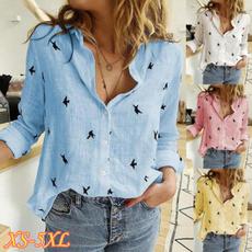 Fashion, Tops & Blouses, Shirt, animal print