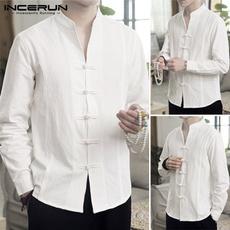blouse, Fashion, Chinese, long sleeved shirt