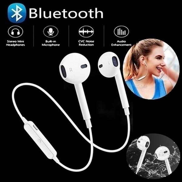 Headset, Ear Bud, Earphone, unisex