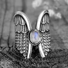 Sterling, Fashion, 925 silver rings, ringsforgift