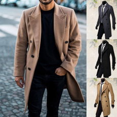 slim, trenchcoatformen, men clothing, Coat