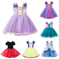 kids clothes, tullepartydres, Halloween Costume, Dress