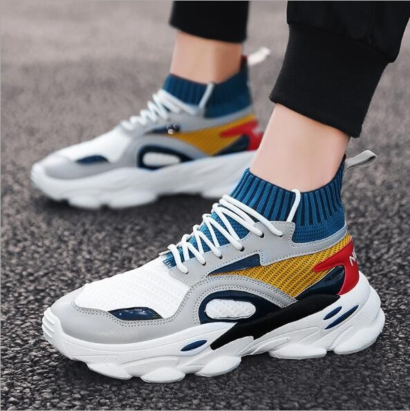 Youth Fashion Trend Shoes Men Casual