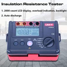 groundtester, insulationtester, voltagemeter, megohmmeter