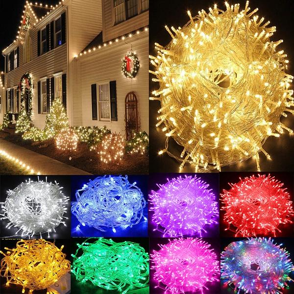 led, Christmas, stringlightslamp, fairylight