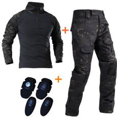militaryuniform, knee, Fashion, Shirt