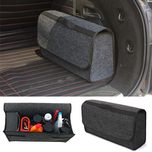 Interior Cargo Nets, Trays & Liners 1x Car Trunk Organizers ...