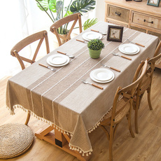 Tassels, plaid, Cloth, tabledecor