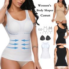 sleeveless, Vest, Fashion, Tank