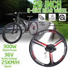 electricbokecontroller, Cycling, Electric, rearwheel