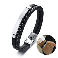 Steel, Bracelet, Jewelry, Stainless