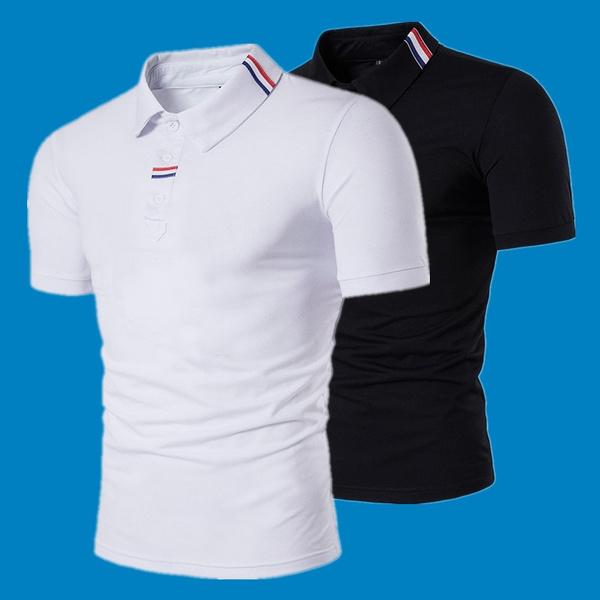 Fashion, Cozy, Polo T-Shirts, T Shirts