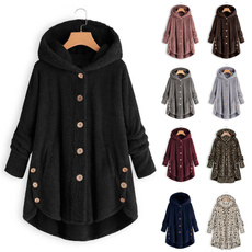 Fleece, hooded, Outdoor, Winter