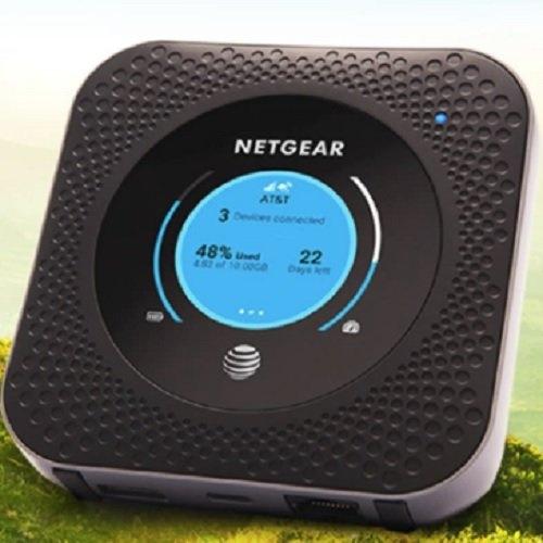 Unlocked At/&t Netgear Nighthawk MR1100 Cat16 Mobile Hotspot WiFi Router New