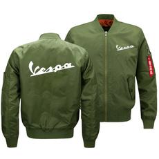 flightjacket, motorcyclejacket, vespa, Fashion