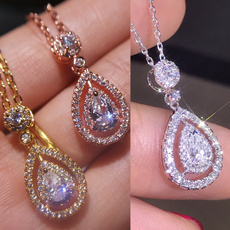 DIAMOND, 925 sterling silver, Jewelry, Gifts