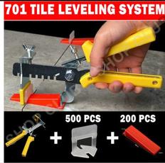 Building & Hardware, tilelevelingsystemclip, tilelevelspacer, Tool