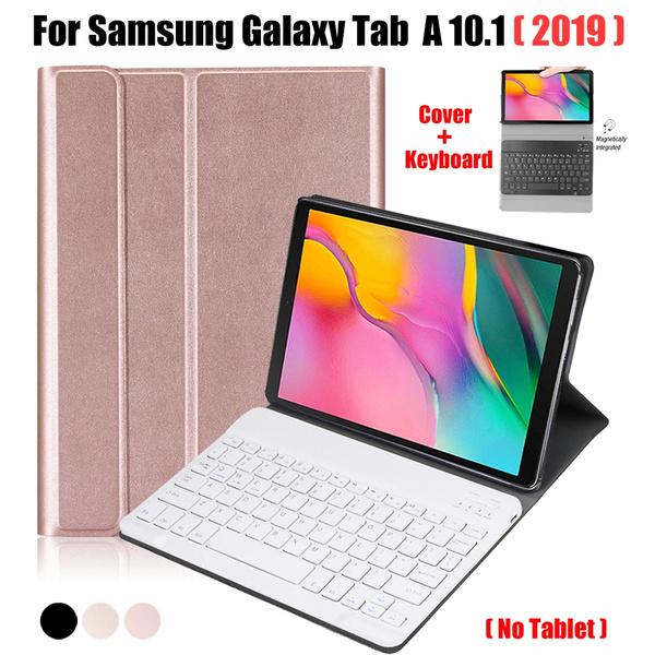 cover samsung tab a 10.5 con tastiera