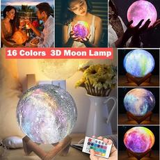 homeampdecor, ledmoonlight, Night Light, moonlamp